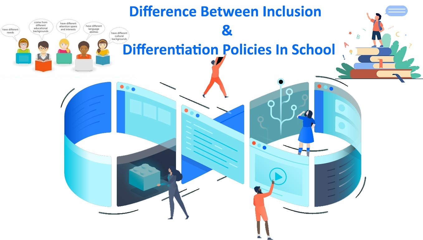 Difference Between Inclusion And Differentiation Policies In School