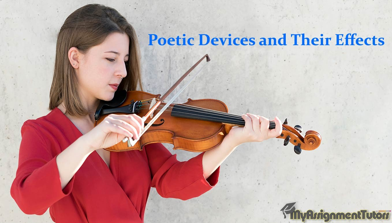 Poetic Devices and Their Effects